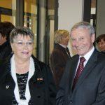Lilli Maier und Professor Molsberger