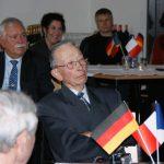 André Pertit, Ehrenbürgermeister v. Eaubonne