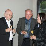 Dr. A. Wild Präs. der DFG Mainz (Mitte)