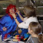 Schminken in der Schule / Le maquillage à l'école