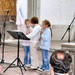 3 Flötistinnen - Hanna, Lena und Carolin