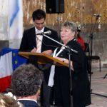 Lilli Maier - Präsidentin der DFG- St. Bonutto