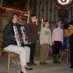 Die Kinder singen mit / Les enfants chantent avec
