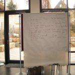 Flip-Chart zum Üben französischer Texte